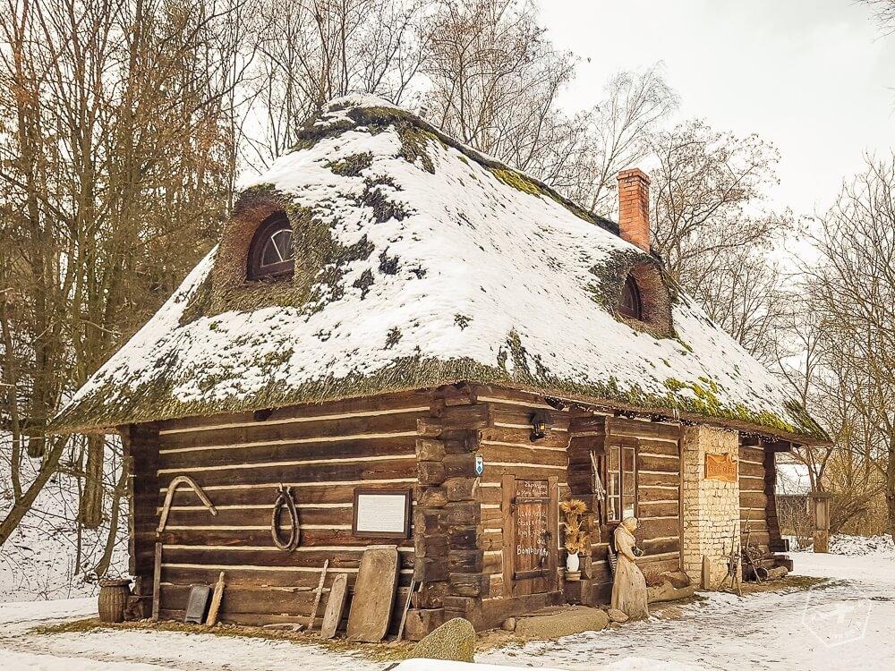 Kazimierz nad Wisłą - najstarszy dom