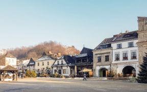 Kazimierz - rynek