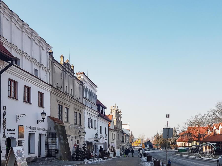 Rynek w Kazimierzu