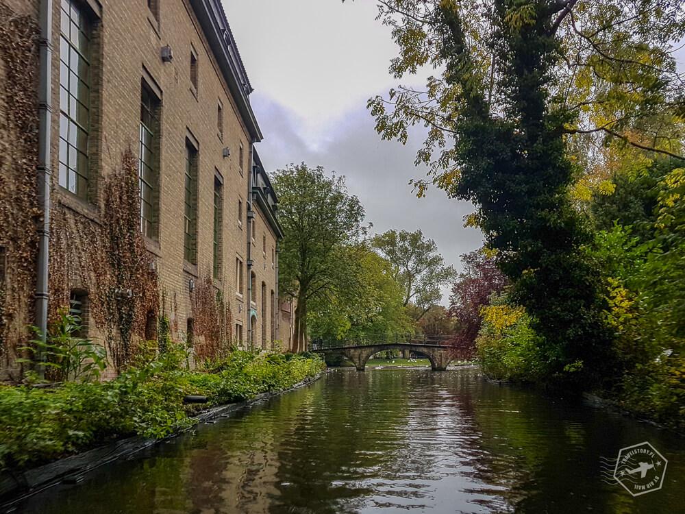 Brugia - kanały