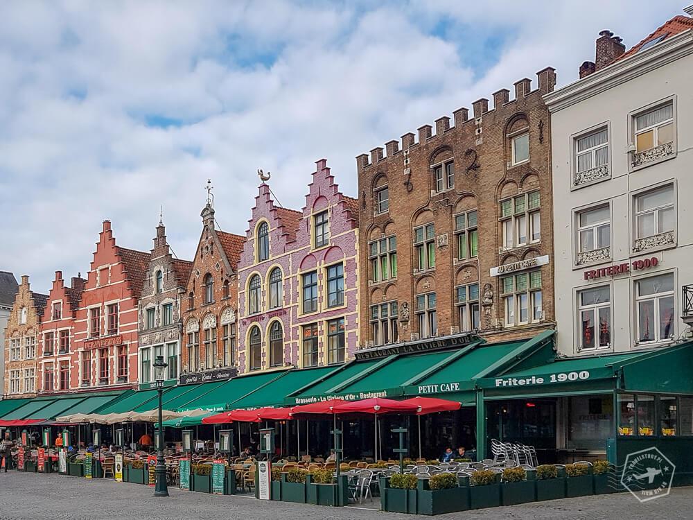 Brugia - Grote markt