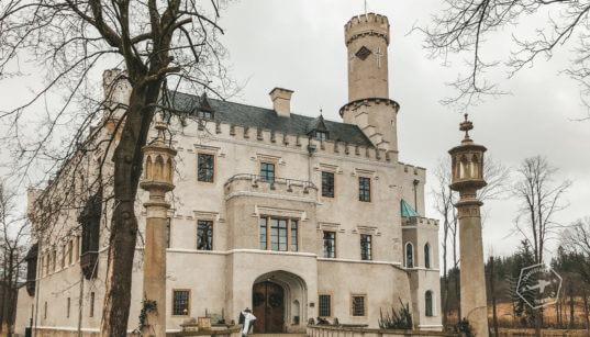 Zamek Karpniki