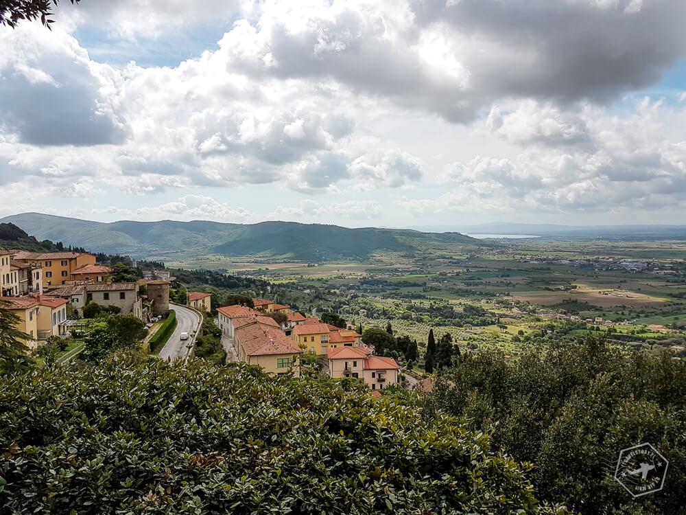 Cortona - Toskania