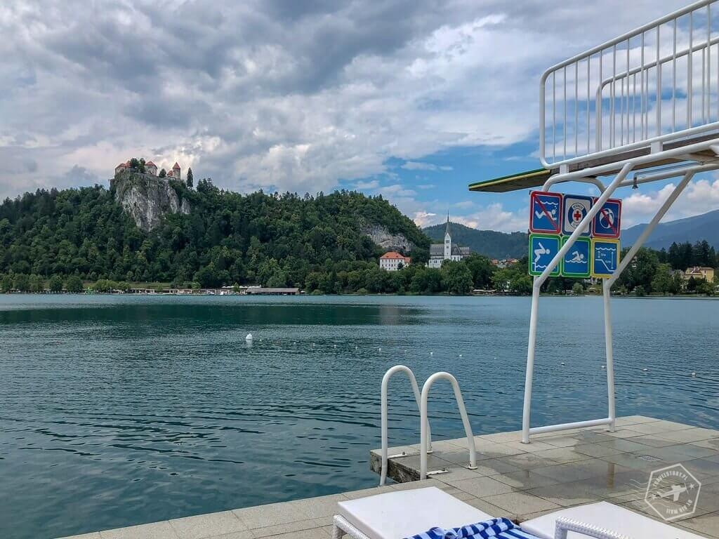 Grand Hotel - Jezioro Bled