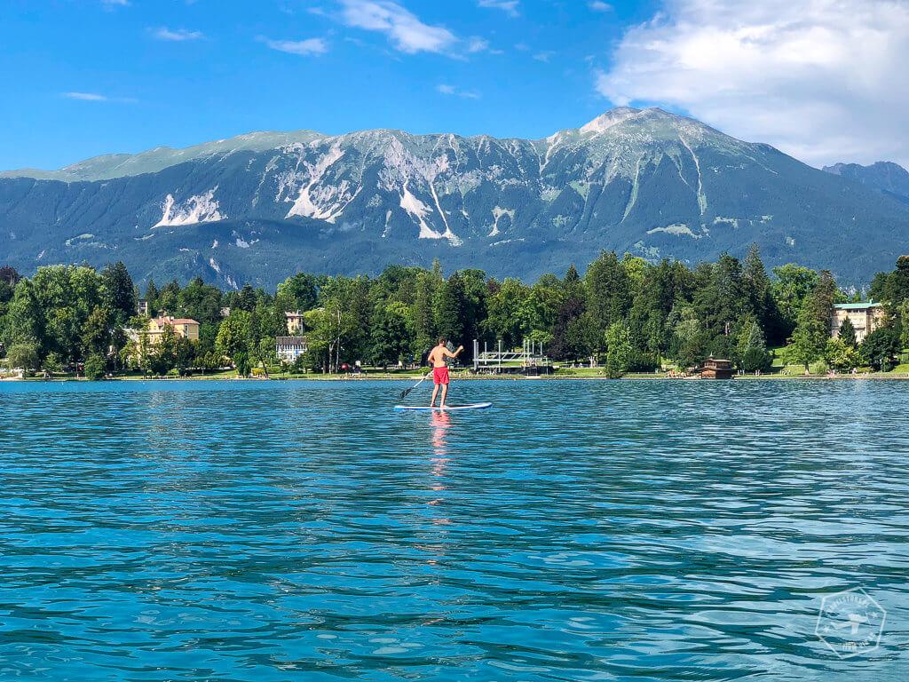 Jezioro Bled - Słowenia