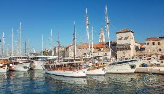 Trogir - Chorwacja