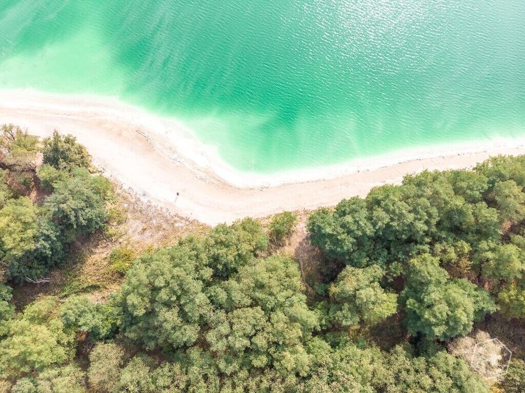 Lazurowe Jezioro - Osadnik Gajówka