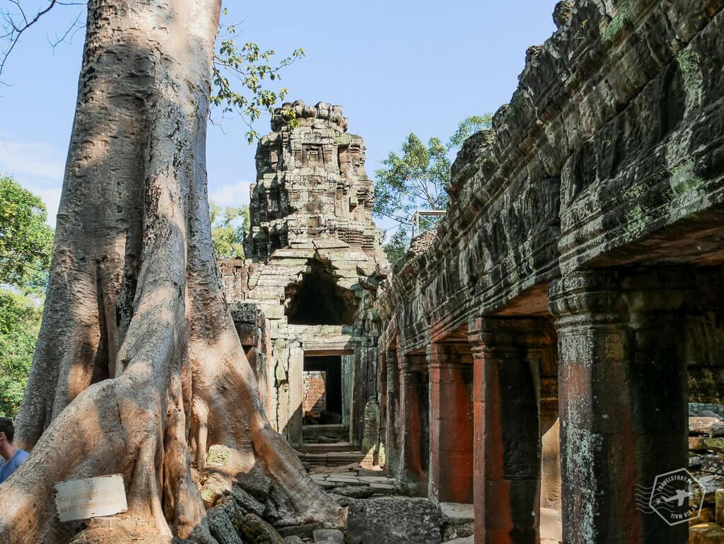 Angkor Wat - KAMBODŻA