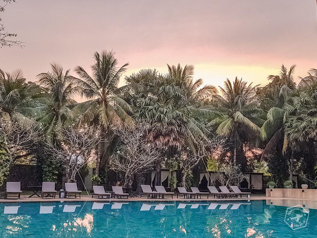 Angkor Wat - hotel