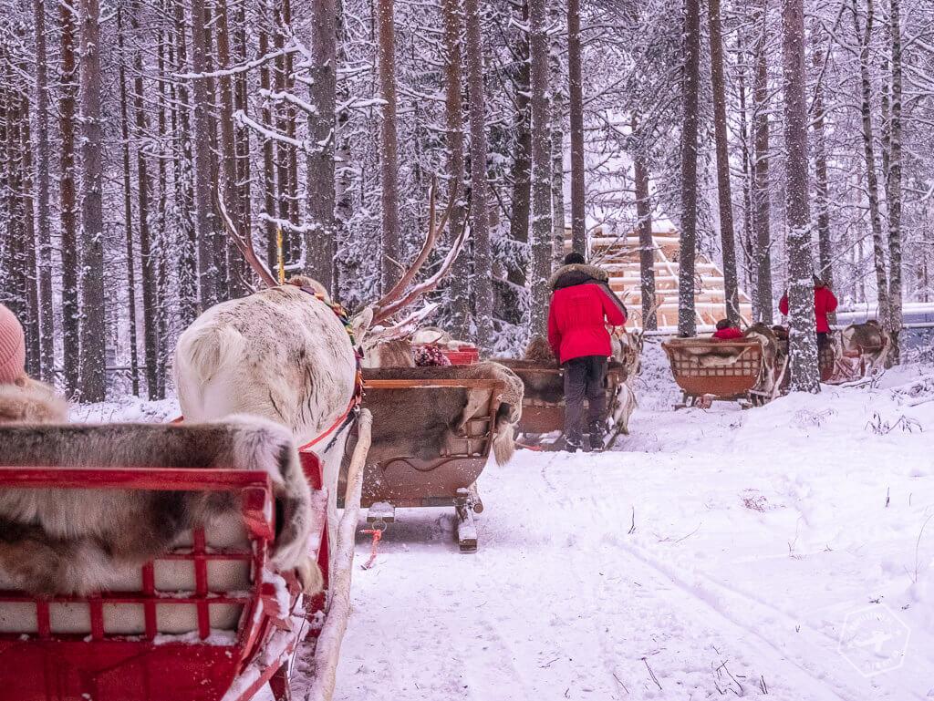 Laponia - wioska św. Mikołaja
