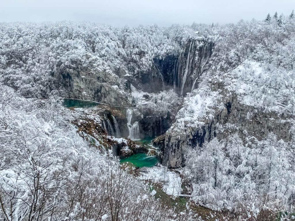 plitvice_zimą travelstory.pl