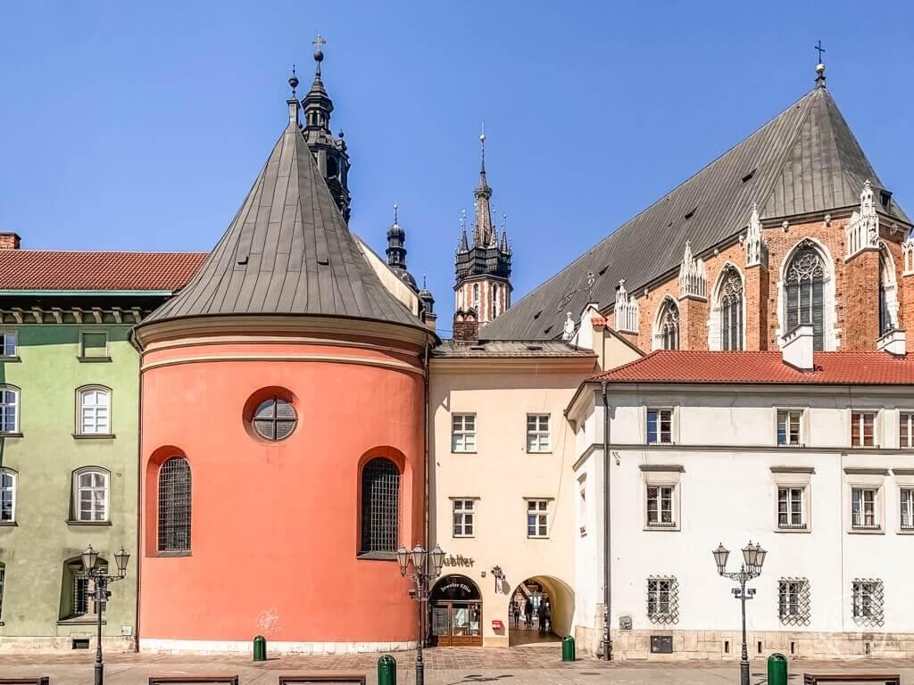 travelstory.pl Kraków Rynek Główny