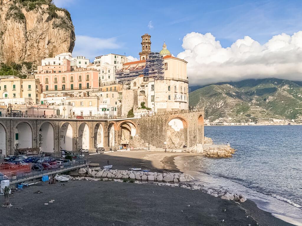 Amalfi przewodnik Travelstory.pl
